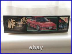 Fujimi Toyota Prelude 2.0Si 1000-04021 With Full Option 1/24 Model Kit #14020