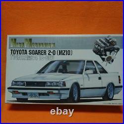 Fujimi Toyota Soarer 2-0 (MZ10) High Mechanism Twincam24 1/24 Model Kit #14060
