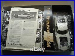 Fujimi Vintage 1/16 Scale Toyota 2000GT Model Kit Super Rare New Kit # 10117