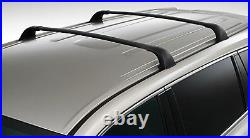 Genuine Toyota 2014-2019 Highlander L & LE Model Roof Rack Cross Bar Kit PT278-4