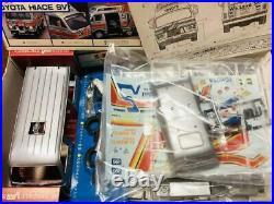 Gunze 1/24 Toyota Hiace SV TOYOTA Spacecraft Good Condition Japan Import F/S