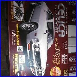 Hachette Collection 1/8 Toyota Celica LB 2000GT