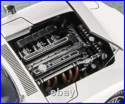 Hasegawa 1/24 Scale Toyota 2000GT Super Detail Plastic Model Kit CH47