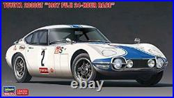 Hasegawa 1/24 Toyota 2000GT 1967 Fuji 24-hour race model kits 20464