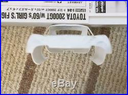 Hasegawa 1/24 Toyota 2000GT with Showa 30s girl figure