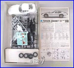 Hasegawa 51027 1 24 Toyota 2000 Gt Super Detail