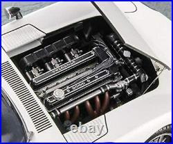 Hasegawa Toyota 2000GT Super Detail Car Model kit Metal Engine Details CH47 Gift