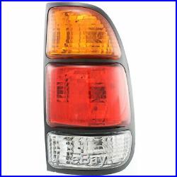 Headlight Tail Light Parking Marker Turn Signal Lamp Kit for 00-04 Tundra Truck