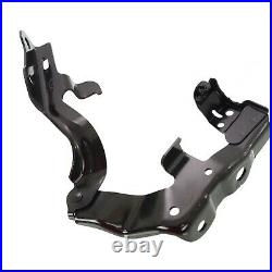 Hood Kit For 2012-14 Toyota Camry Type 2 withHood Hinges/Latch Primed Steel 4-Pcs