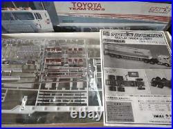 Imai Toyota Team Tom's Racing Trailer Truck 1/28 Model Kit #15033