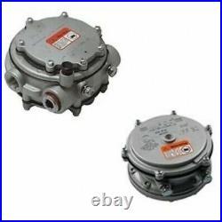 Impco Propane Lpg Kit Model J Convertor & Vacuum Fuel Lock Off Jb-2 Vff-30-2-imp