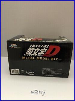 Initial D Metal Model Kit 124 Diecast Toyota Trueno AE86 RARE Black