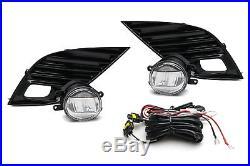 JDM Style OEM-Spec 15W LED Fog Light Kit For 2018-up Toyota Camry SE & XSE