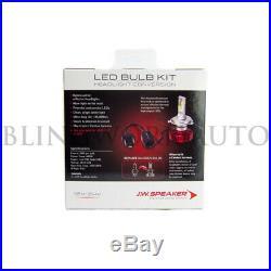JW Speaker H4 Hi/Lo LED 6000K Model 4000 EVOLUTION Headlight Conversion Kit HRV
