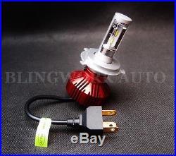 JW Speaker Model 3600 H4 HI/LO 6200k White Driverless LED KIT FOR TOYOTA HILUX