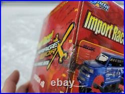 Jada Toys Die Cast 124 Import Racer Garage Worx Metal Model Kit Black Scion xB
