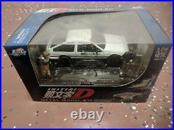 Jada Toys Initial D Toyota Trueno AE86 2004 release 1/24 Diecast Metal Model Kit