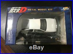 Jada Toys Initial D Toyota Trueno AE86 Metal Model Kit 124