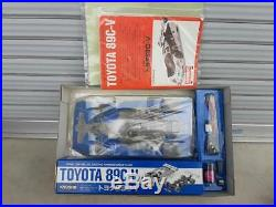 Kyosho 1/10 RC Toyota 89C-V Group C Car Model Kit from Japan
