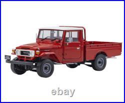 Kyosho Original 1/18 Toyota Land Cruiser 40 Red KS08958R Pre-order 7.31