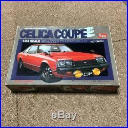 LS TOYOTA CELICA COUPE 2000GT 1/24 Model Kit Vintage #11488