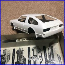 LS TOYOTA CELICA XX 2600G 1/24 Model Kit F/S #12456
