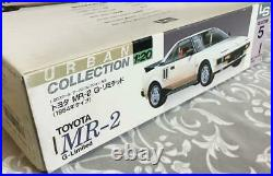 LS Toyota MR-2 G-Limited Urban Collection 1/20 Model Kit #17332