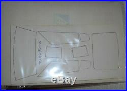 MODEL KIT AOSHIMA 1/16 RC CAR TOYOTA Celica LB Turbo Body Moter Rar From JAPAN
