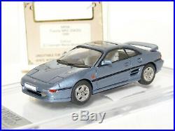 Marsh MR06 1/43 1999 Toyota MR2 SW20 Handmade White Metal Model Car Kit
