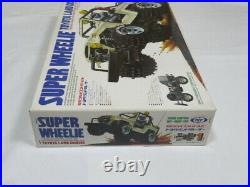 Marui 1/10 RC Super Wheelie Toyota Land Cruiser Off Road Racer Model Kit Japan