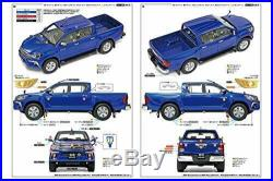 Modelers 1/24 Toyota Hilux Z 2017 unpainted Resin MK005 Assembly Kit