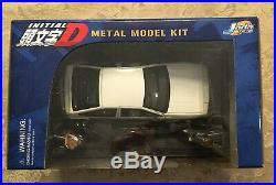 NEW Rare Jada Toys Initial D Die Cast Metal Model Kit 124 Toyota Trueno AE86