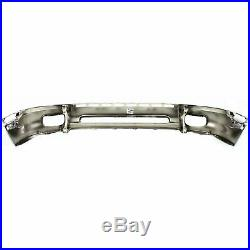 New Kit Bumper Face Bar Front Chrome TO1002170, TO1006168, TO1066127, TO1067127