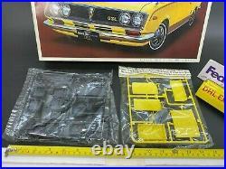 Nichimo 1/20 Toyota Corona Mark II 1900 Hardtop RT72-S Vintage Kit Unassembled