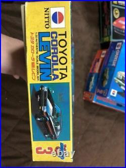 Nitto TOYOTA Carolla 1600 Levin Moterize 1/28 Model Kit #14789