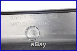 OEM USED TOYOTA front LOWER BUMPER SPOILER YARIS 06-11 HATCHBACK S RS MODEL KIT