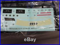 Out-of-print Aoshima 1/24 Evolution Toyota Estima Lucida V3 late plastic kit mod
