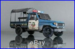 Pro-built 1/35 Toyota LC Bangladesh police (IN-STORE)