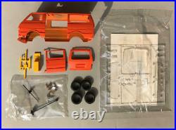 RARE Gunze Sangyo 1/24 Toyota Hiace Sky Unassembled Plastic Model From Japan