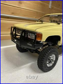 RC4WD RC4ZRTR0049 110 Trail Finder 2 RTR 1985 Toyota 4Runner Model Kit