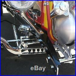 RHD 1928-1931 Ford Model A Basic Four Link Drilled Solid Axle Kit VPAIBKFA1ARHD