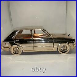 Rare 1/20 Scale Toyota Starlet KP61 Cigar Case