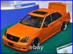 Rare kit Aoshima 1/24 VIP Toyota 30 Celsior early model from Japan 2676