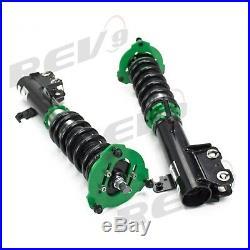 Rev9 Hyper-street II 32 Clicks Mono-tube Shocks Coilover Fit Corolla 03-08