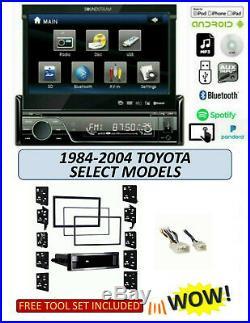 SOUNDSTREAM VIR-7830B Stereo Kit for 1984-2004 TOYOTA Select Models