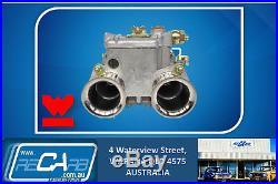 Single 40 DCOE GENUINE WEBER Carburetor Kit suit Toyota 2T 3T Aus Models Only