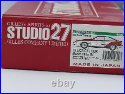 Studio27 124 Toyota Celica ST165 Monte Carlo 1991 Conversion Sets Carlos Saniz