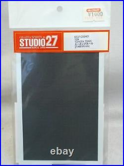 Studio27 Carbon Decal 1/24 Toyota TS020 for TAMIYA CD2401 from Japan F/S