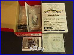 Studio27 FK2467 124 Toyota 86C DUNLOP LM 1986 resin kit