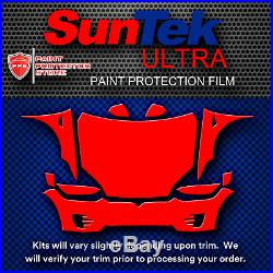 SunTek ULTRA Clear Bra Paint Protection Kit Fits Tesla Model X